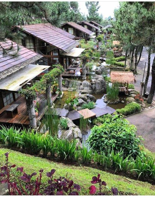 Inilah Negeri Sakura ala Bandung