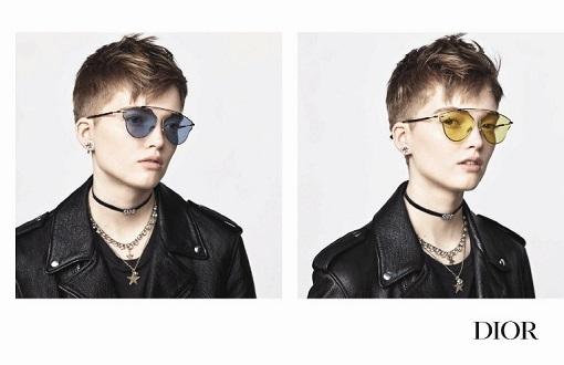 Simak Kacamata Warna-warni Minimalis dari Dior So Real Pop