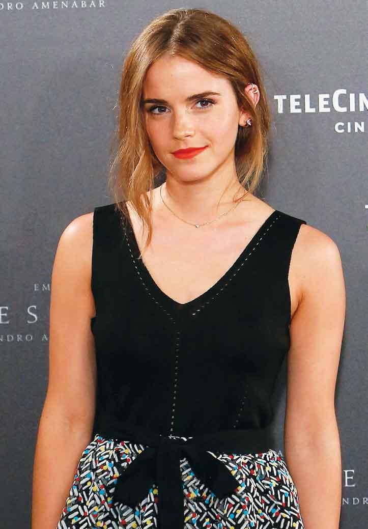 Ini Makna Kecantikan di Mata Aktris Emma Watson