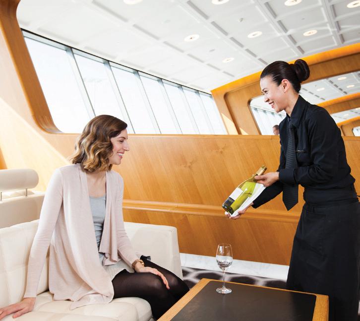 Nikmati Sajian Wine Terbaik Saat Terbang Bersama Qantas Airline