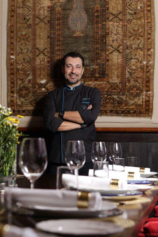 Simak Kisah Chef Sezai Zorlu Pendiri Restoran Turkuaz