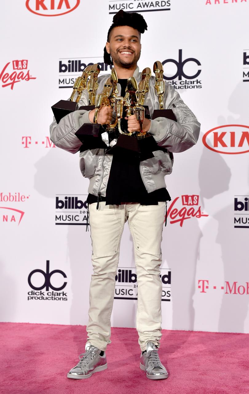 Ini Daftar Pemenang Billboard Music Awards 2016
