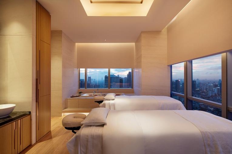 Heavenly Spa di Hotel Westin Jakarta Memberikan Pengalaman Spa Dengan Pemandangan di Puncak Kota