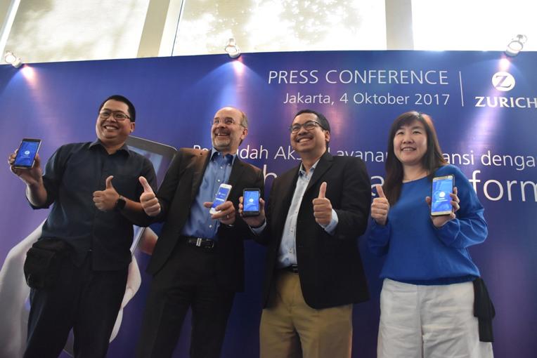 Empat Platform Teranyar dari Zurich Indonesia