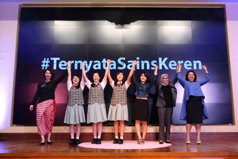 Kembali hadir L'Oréal- KNIU Science Projects 2017 untuk Memajukan Perempuan dalam Dunia Sains
