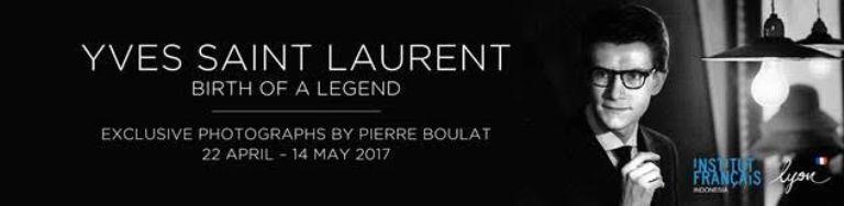 Kunjungi Pameran Foto Yves Saint Laurent Sembari Bersantap di Lyon
