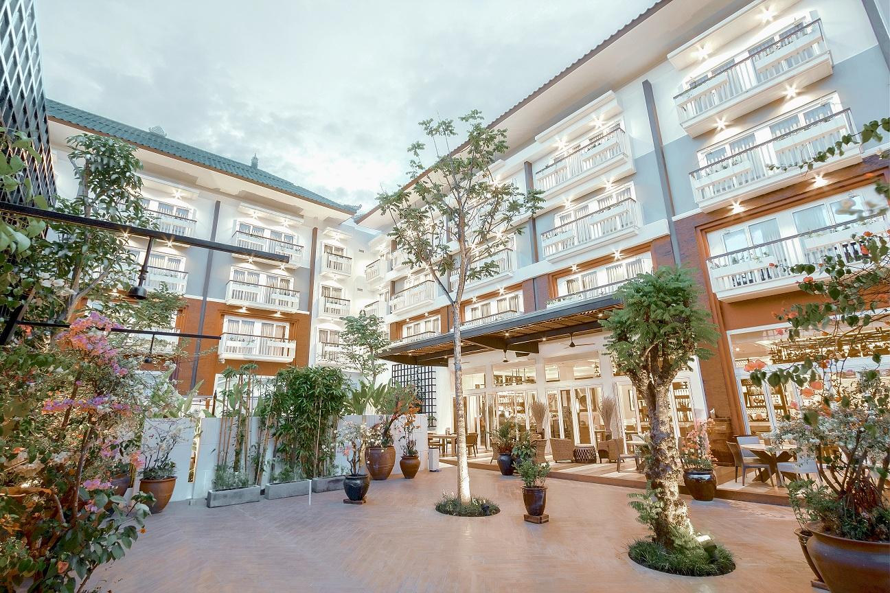 Maison Aurelia Dinobatkan Sebagai Pemenang World Luxury Hotel Awards Hotel