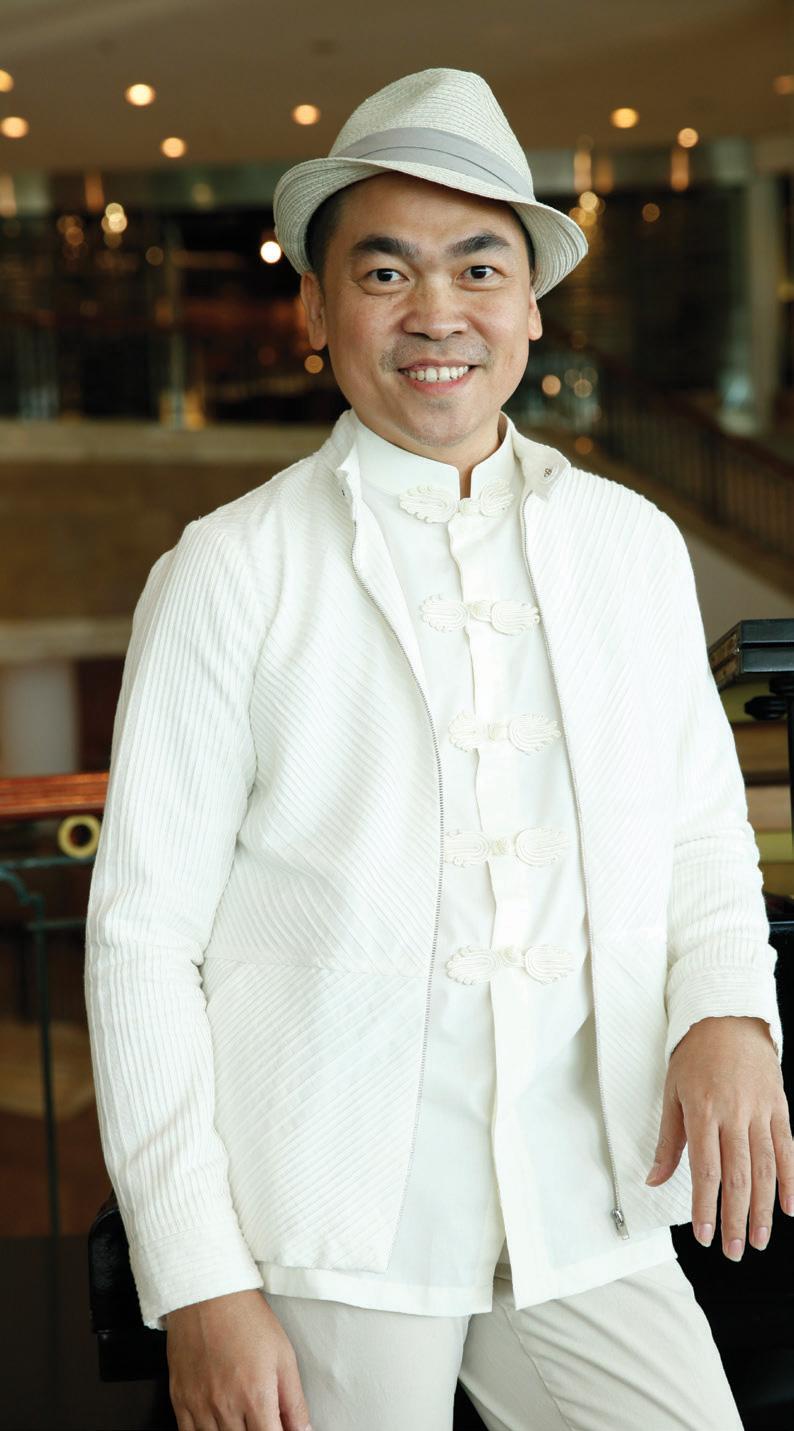 Inilah Harapan Desainer Billy Tjong Untuk Jakarta Fashion Week