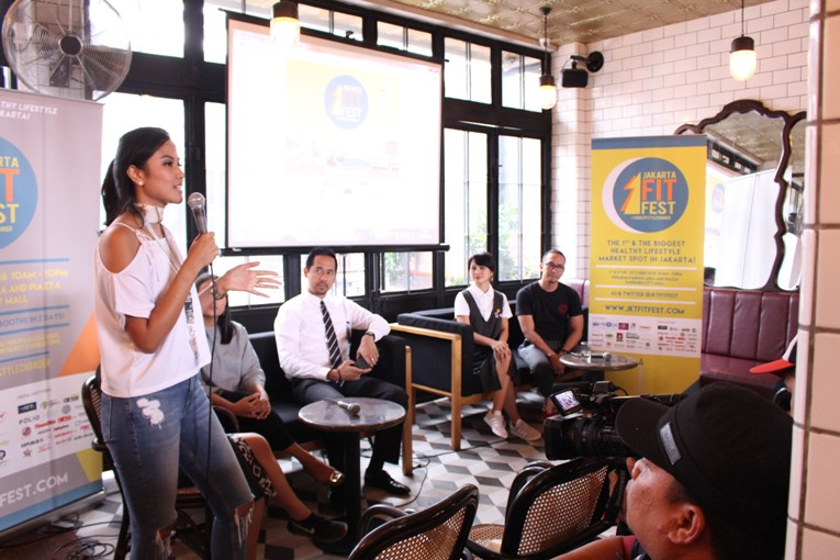 Jakarta Fit Fest: Konsep Gaya Hidup Sehat