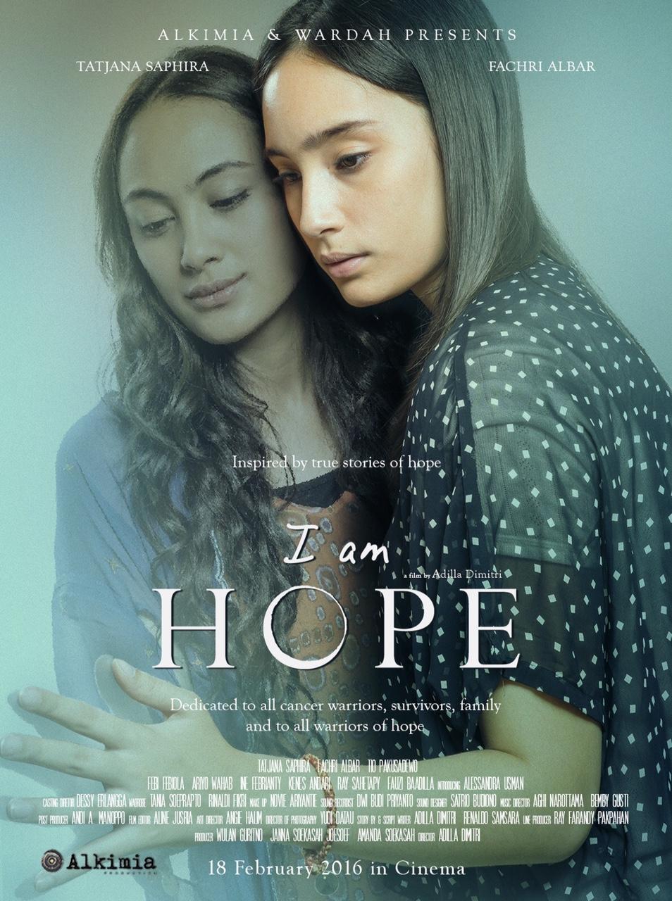 Peduli Akan Kanker, Wulan Guritno, Janna Joesoef dan Amanda Soekasah Luncurkan Film I am HOPE