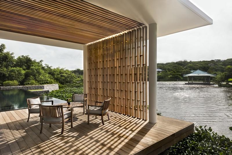 Tetirah Menikmati Spa House dari Amanoi di Tengah Taman Nasional Vietnam