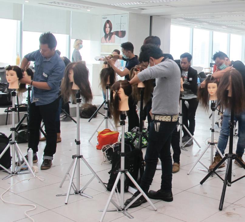 """L'Oréal Professionnel Helat """"Hairdresser Hunt"""" untuk Ajang Jakarta Fashion Week"""