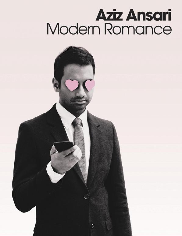 Buku Bulan Ini: Modern Romance oleh Aziz Ansari dan Eric Klinenberg