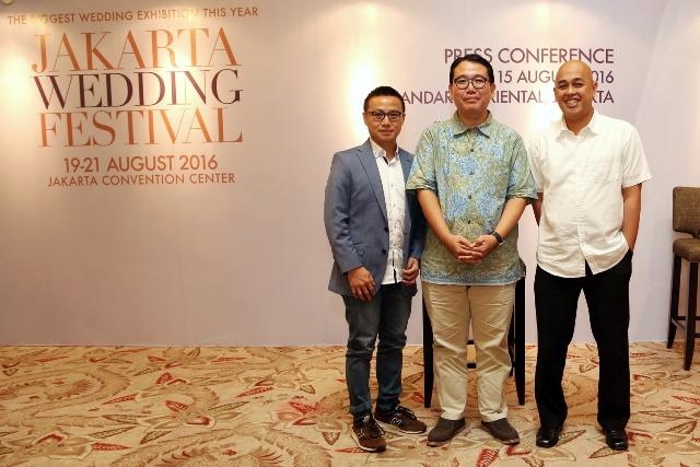 Jakarta Wedding Festival 2016 Kembali digelar di Jakarta