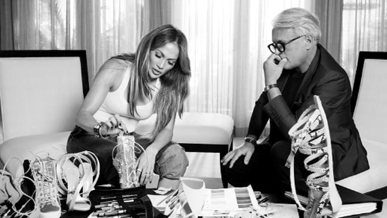 Jangan Lewatkan Koleksi Sepatu Kolaborasi Giuseppe Zanotti dengan Jeniffer Lopez