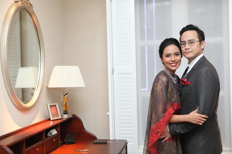 Destination Wedding : Konsep Pernikahan Penuh Makna Bagi Pasangan Alesandra Hanafiah dan Khrisnaresha Adytia
