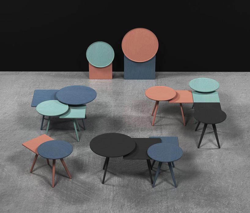 Desainer Produk Markus Johansson Rilis Furnitur Mopsy
