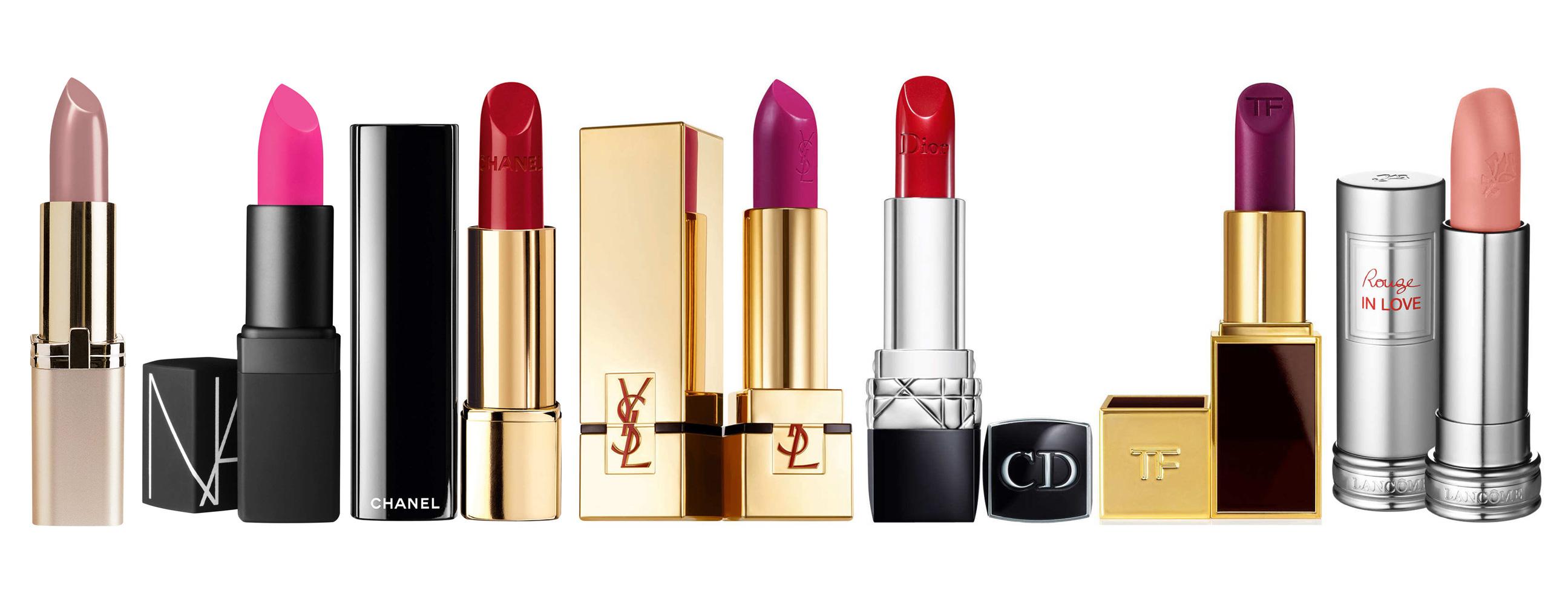 7 Lipstik Klasik yang Wajib Anda Miliki