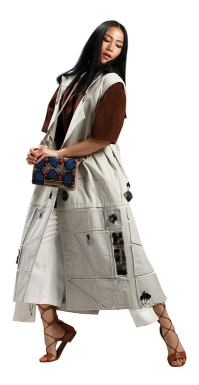 Tips Padu Padan dengan Celana Kulot