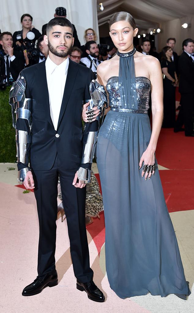 Gaya Para Mega Bintang Dalam Ajang Mode Tahunan Met Gala: Manus X Machina