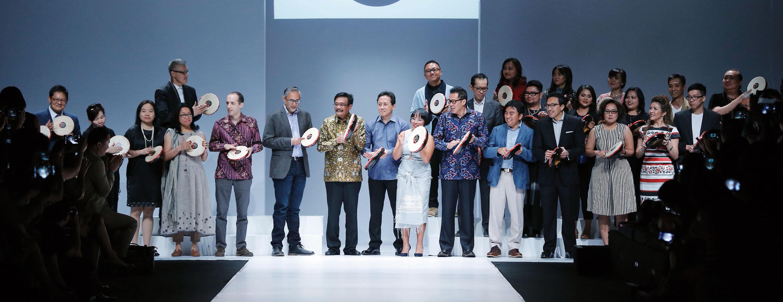 Ajang Mode Jakarta Fashion Week 2017 Telah Dimulai