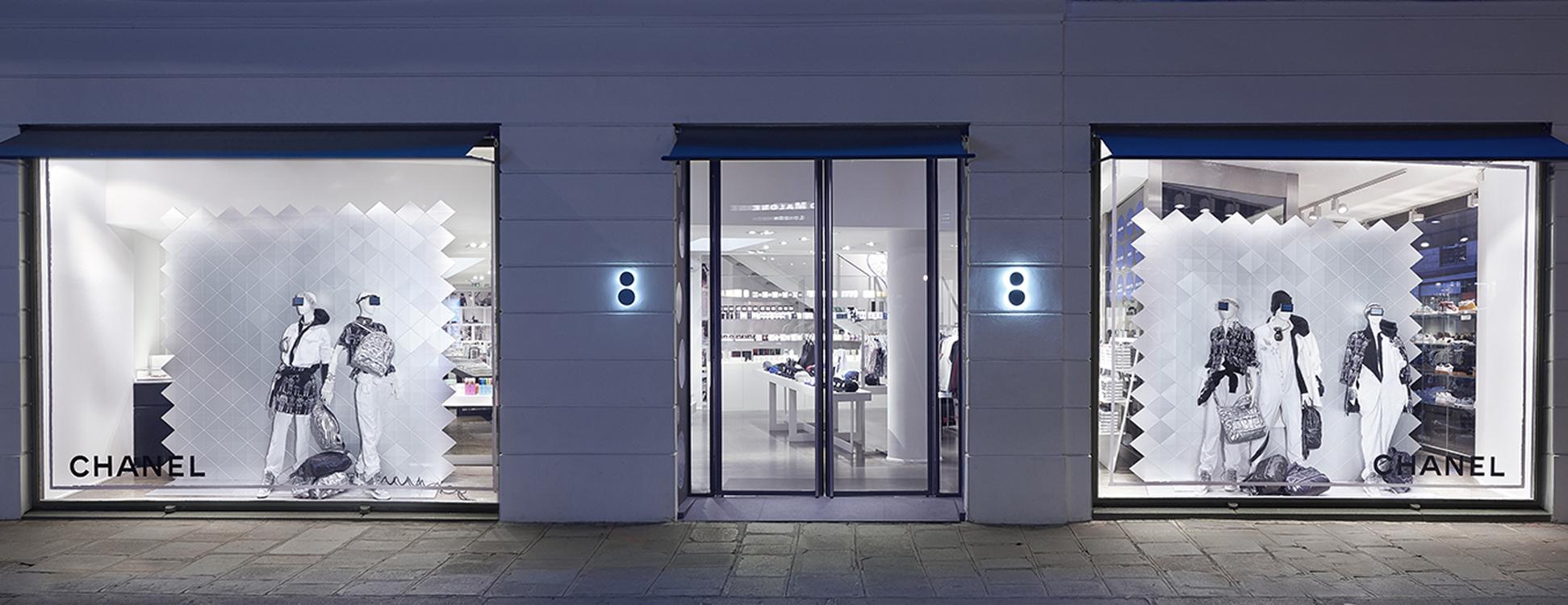 Chanel Mengambil Alih Butik Colette Paris Bersama Pharrell Williams dan Adidas